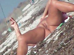 اليونانية كس الشاطئ