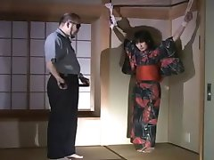 Breast Flogging A Japanese M