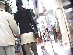 meia-calça upskirt