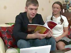 Rusijos Moksleivė yra pavargę nuo Tyrimai