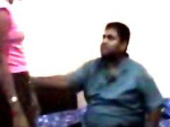 India Äri mees, kuradi ametist Tüdruk Hotellis
