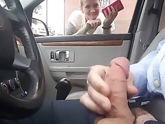 Auto dick flash Hooker Prostitūtu