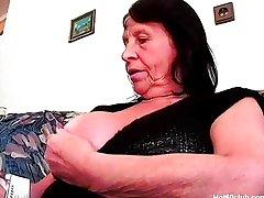 Apaļš Vecmāmiņa