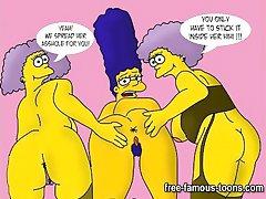 Simpsons skrite orgijah