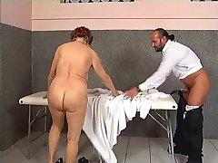Gran vajab massaaži