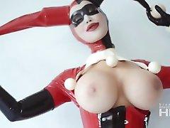 Harley Quinn - Bianca Beauchamp [Cosplay]