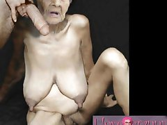 J'aime granny photos et des photos de compilation