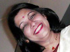 अनिवासी भारतीय गृहिणी चाची के साथ सेक्स