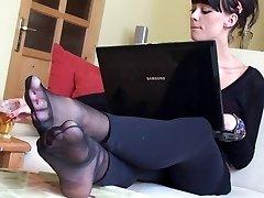 Νάυλον Feets 36