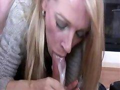 cum in de mond
