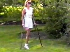 Debbie jambe de bois