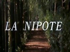 La Nipote (1974) (איטלקי ארוטי משפחה קומדיה)