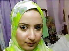 Türgi-araabia-aasia hijapp mix foto 29