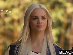 BLACKED Preppy Meitene Trijatā Iegūt Trīs BBCs