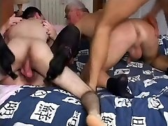 Bareback Bisex Party