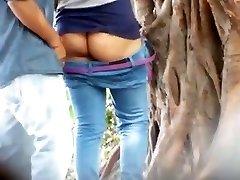 Melayu couple main kt hutan