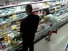 Pārtikas Veikalu Gangbang Orģija