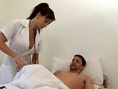 Naughty Anal Nurse - Cindy Dollar