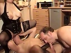 Cuck Deep-throating