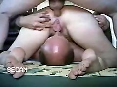 शौकिया द्वि MMF Cumpilation
