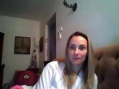Maria Rosca de la Bucaresti tvár videochat