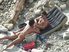 Stranden Voyeur Sex