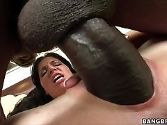 Rebeca Linares shrieks on Monster Beef Whistle