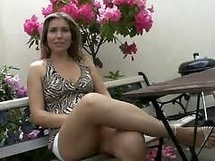 Lady Milf fucked by 2 Construction Workers
