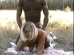 Cheating  Films His Slut French Wifey With The African Bull