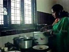 Tamilu Aunty Vilināja un ieguva kails ar beger karstā romantika - Bhauja.com