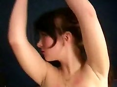 Inexperienced slavegirl bound up, tortured and sex