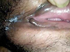 Pussy Show Etelä-Intian Milf
