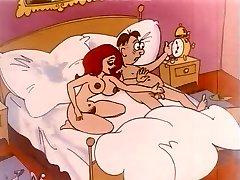 Erotische Zeichentrickparade Teil Three