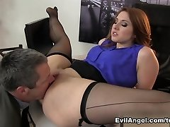 Pasakų pornstars Jimmy Broadway, Raudona Rožė Nuostabi Redhead, Big Ass xxx video