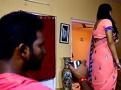 Telugu Torrid Actress Mamatha Super-hot Romance Scane In Dream