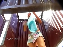 Spy Perv - Spying on girls Three