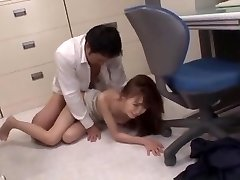 Hottest Japanese girl Aino Kishi in Finest Blowjob, Nubiles JAV scene