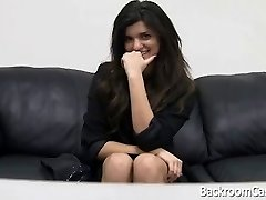 Anal casting couch intrusion