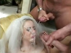 Kelly Wells, gangbang nevesta