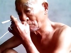 Japanese old man 5