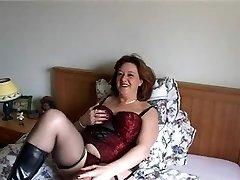 Briti Mitte-Professionaalne Fanny