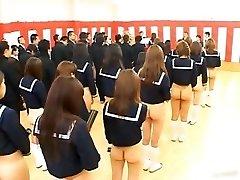 Vítejte na půl nahá Asijské akademie part2