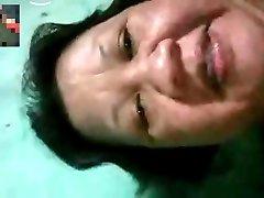 indonezijos - vaizdo skambučio bersama mami iroh bbw stw išsipūtęs