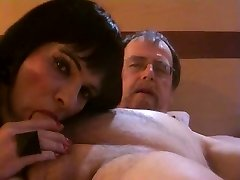 Amateur CD Crossdresser Fucks And Sucks For Jizm