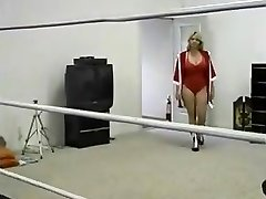 Lush Milf Ring Wrestling