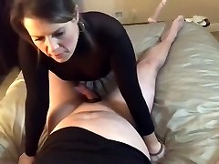 Wife talking about other man while getting fucked by husband