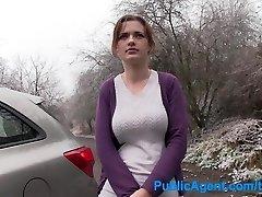 PublicAgent Nekaltas pirkėjas gauna pakliuvom į automobilį modeliavimo darbo vietų