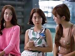 eun seo, hwa yeon, cho hyun korean damsel art school sex