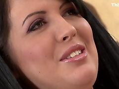 Geriausia pornstar Skyla Paige, raguotas veido, brunetė porno scena
