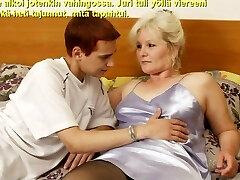 Skaidrių peržiūra su suomių Subtitrai: Mama Lena 2